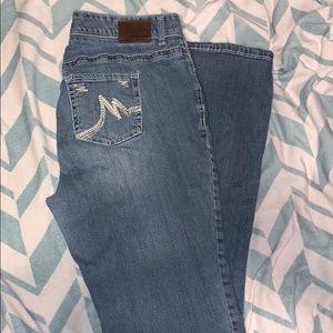 Maurice's 14 Long jeans